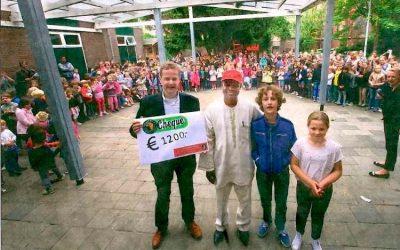 St. Aloysiusschool en Niou: 40 jaar succes!