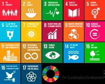 De VN Werelddoelen 2015-2030